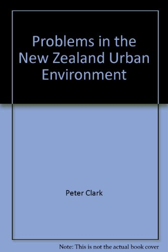9780723303404: Problems in the New Zealand Urban Environment