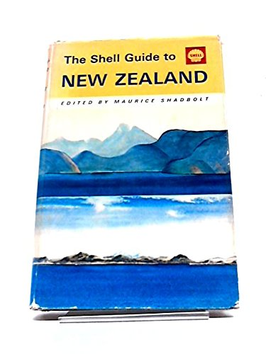 9780723304005: Shell Guide to New Zealand