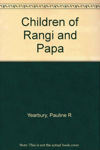 9780723304494: The Children of Rangi and Papa: The Maori Story of Creation