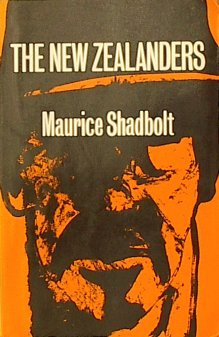 New Zealanders, The (0723304998) by Shadbolt, Maurice