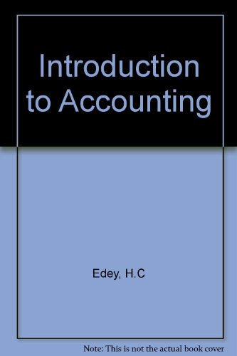 9780723305446: Introduction to Accounting