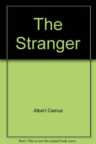 9780723353041: The Stranger