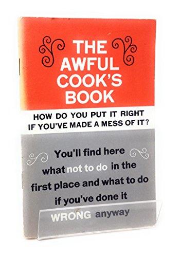 9780723400639: Awful Cook's Book