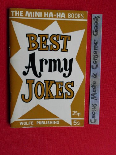 9780723401599: Best Army Jokes (Mini-ha-ha Bks.)