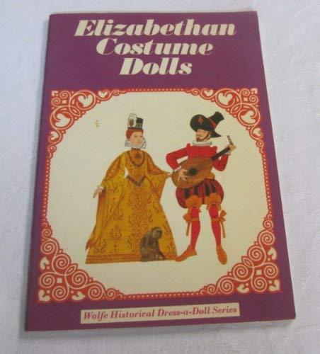 9780723406259: Elizabethan Costume Dolls