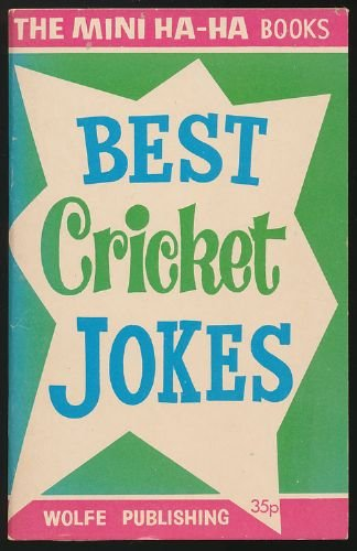 9780723406716: Best Cricket Jokes (Mini-ha-ha Books)