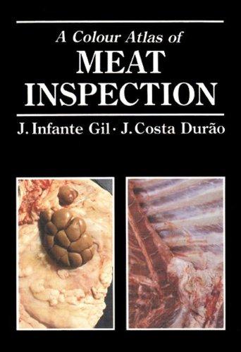 9780723407089: A Colour Atlas of Meat Inspection