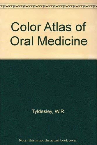 9780723407294: Color Atlas of Oral Medicine