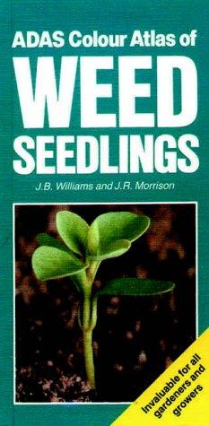 9780723409298: ADAS Colour Atlas of Weed Seedlings