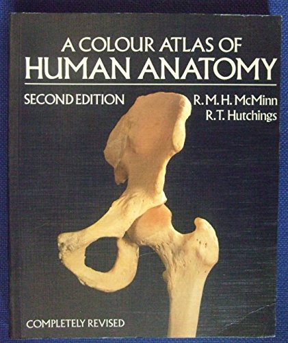 9780723415336: A Colour Atlas of Human Anatomy