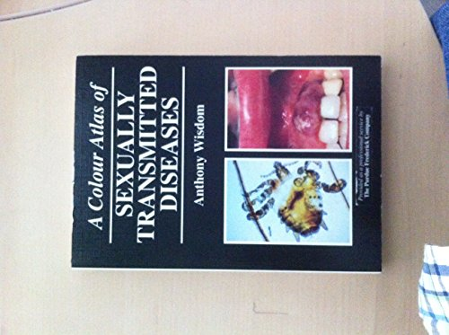 9780723415923: A Colour Atlas of Sexually Transmitted Diseases
