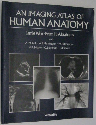 9780723416944: An Imaging Atlas of Human Anatomy