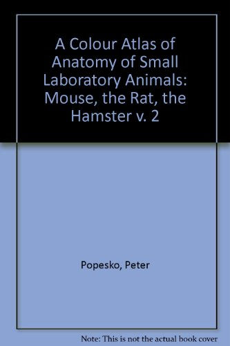 9780723418238: A Colour Atlas of Anatomy of Small Laboratory Animals, Volume II: 002