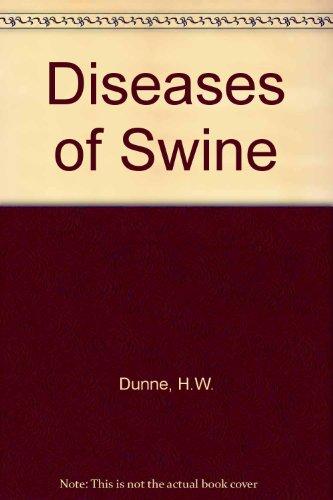 9780723418863: Diseases of Swine
