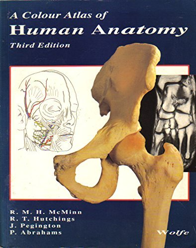 9780723419150 A Colour Atlas Of Human Anatomy Abebooks Rmh