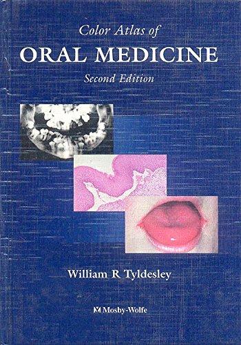 9780723419181: Color Atlas of Oral Medicine