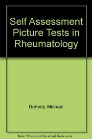 9780723419686: Self Assessment Picture Tests in Rheumatology
