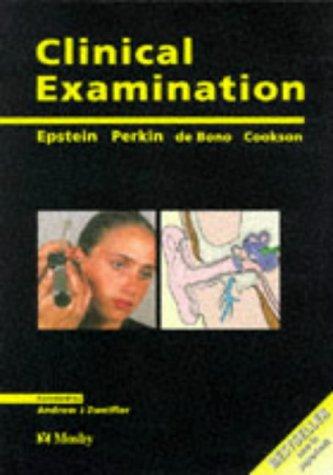 9780723419884: Clinical Examination