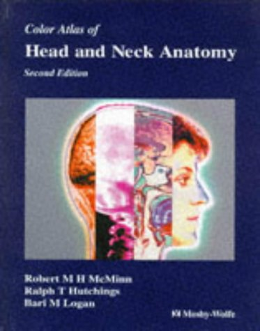 Color Atlas of Head and Neck Anatomy,2nd edition