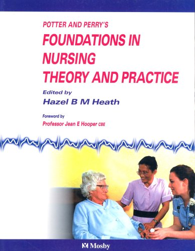 9780723420057: Potter & Perry's Foundations In Nursing Theory And Practice, UK Version