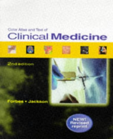 9780723421986: Color Atlas And Text Of Clinical Medicine