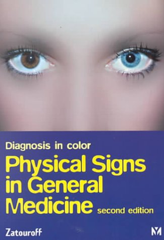 9780723423263: Diagnosis in Color: Physical Signs in General Medicine