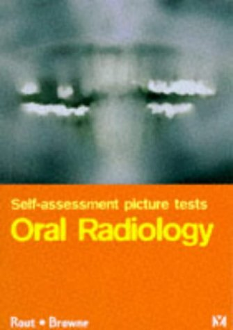 9780723424222: Self Assessment Picture Tests in Dentistry: Oral Radiology, 1e