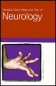 9780723424970: Mosby's Color Atlas And Text Of Neurology, 1e (Mosby's Color Atlas & Text)