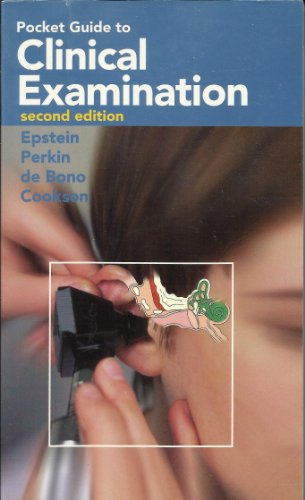 9780723425779: Pocket Guide to Clinical Examination