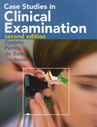 9780723425793: Case Studies in Clinical Examination