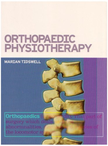 9780723425922: Orthopaedic Physiotherapy (Cash's Textbook)