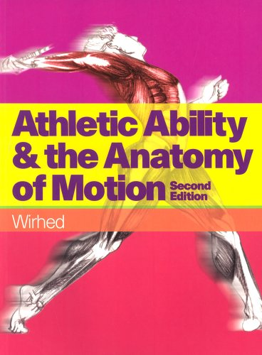 9780723426431 Athletic Ability And The Anatomy Of Motion Abebooks