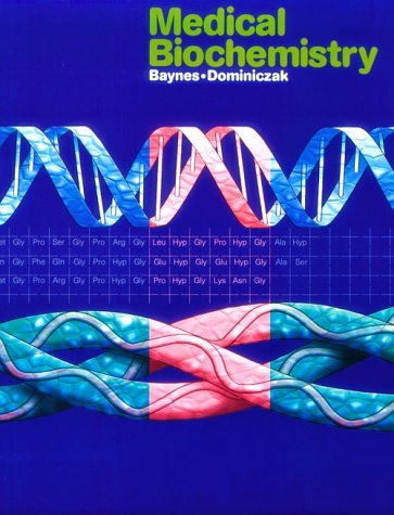 9780723430124: Medical Biochemistry, 1e