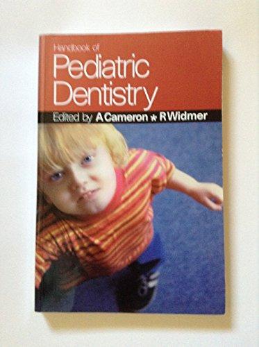 9780723430681: Handbook of Paediatric Dentistry