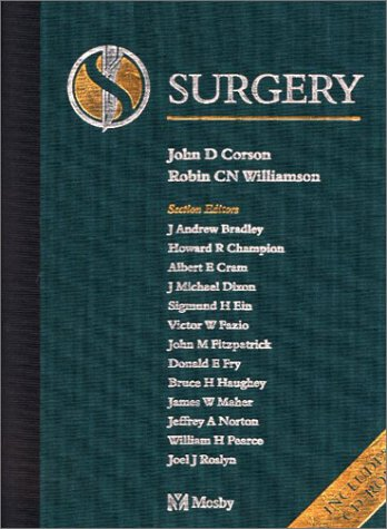 9780723430698: Surgery