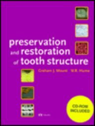 9780723431077: Preservation and Restoration on Tooth Structure
