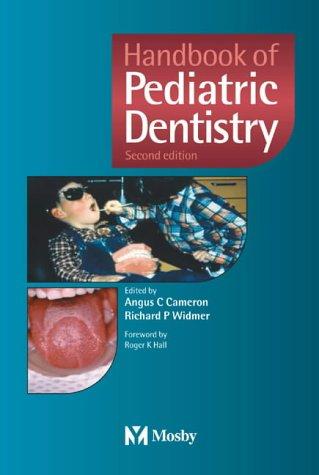 9780723431862: Handbook of Pediatric Dentistry