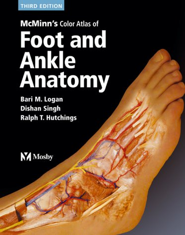 9780723431930: McMinn's Color Atlas of Foot and Ankle Anatomy