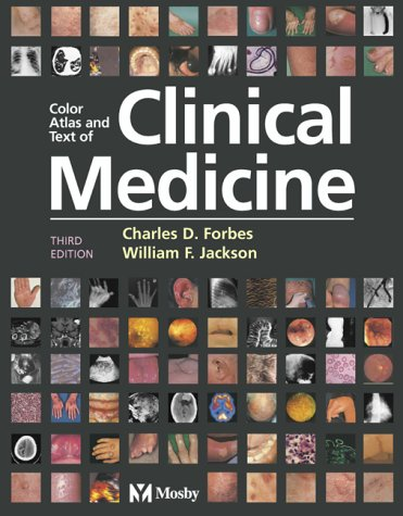 9780723431947: Color Atlas and Text of Clinical Medicine
