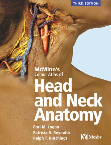 9780723431961: McMinn's Color Atlas of Head and Neck Anatomy