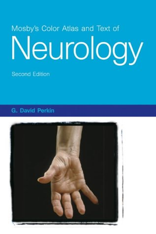 9780723432081: Mosby's Color Atlas and Text of Neurology, 2e