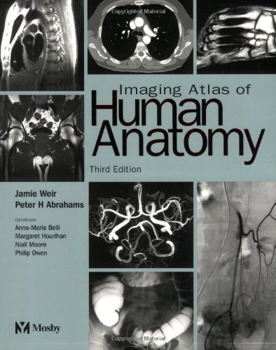 9780723432111: Imaging Atlas of Human Anatomy, 3e