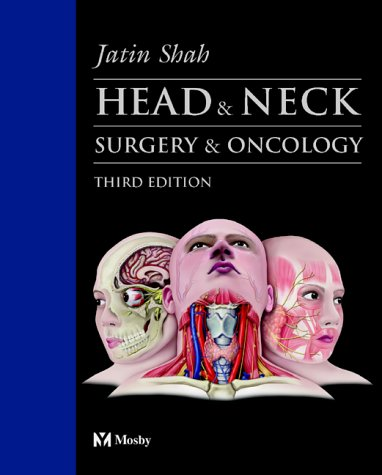 9780723432234: Head and Neck Surgery and Oncology, Third Edition