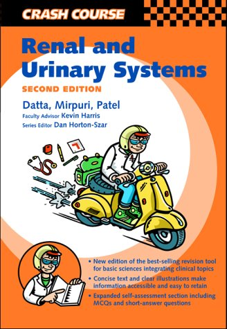 9780723432500: Renal and Urinary Systems (Crash Course)