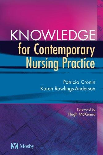 9780723432753: Knowledge for Contemporary Nursing Practice, 1e