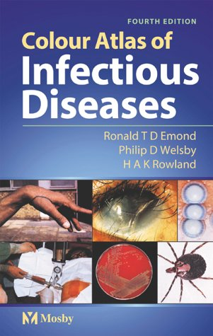 9780723433101: Colour Atlas of Infectious Diseases, 4e