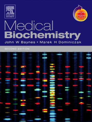 9780723433415: Medical Biochemistry
