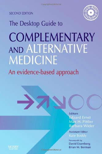 9780723433835: The Desktop Guide to Complementary and Alternative Medicine: An Evidence-Based Approach, 2e