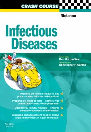 9780723433873: Crash Course: Infectious Diseases