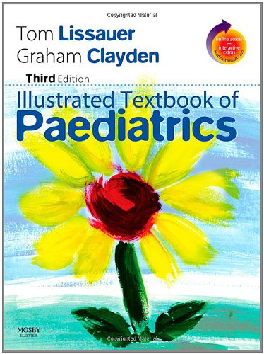 9780723433972: Illustrated Textbook of Paediatrics: With STUDENT CONSULT Online Access, 3e